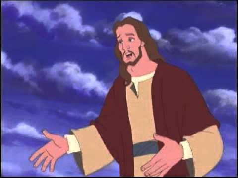Animated Bible Story of Lazarus Lives On DVD - YouTube