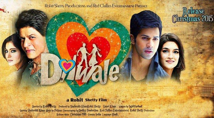 Dilwale new movie all video song download