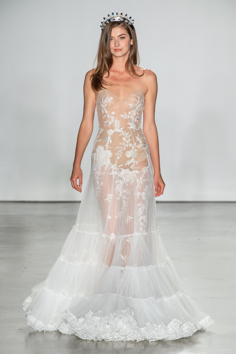 Inbal Dror Bridal Fall 2020 Fashion Show Inbal dror