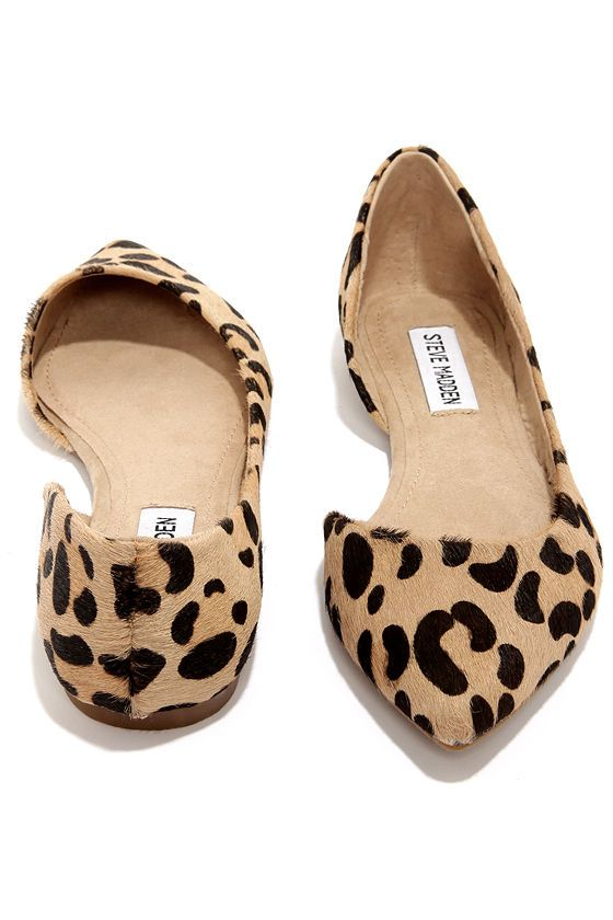 6f38c55d1 Break the illusion that all flats are created the same, with the luxurious  Steve Madden