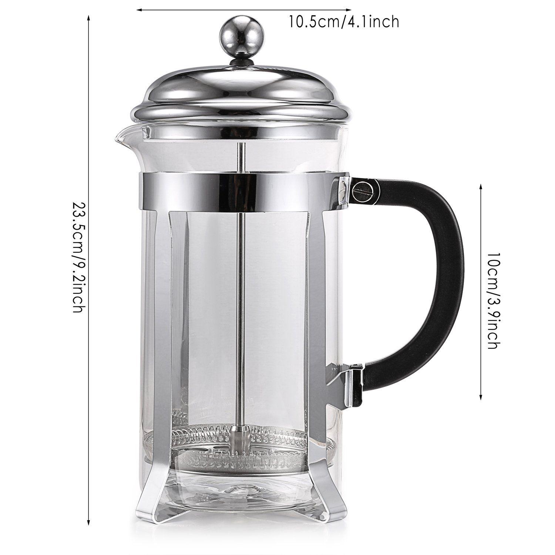 Homdoxfrench press coffee coffeemakerideas coffee maker ideas