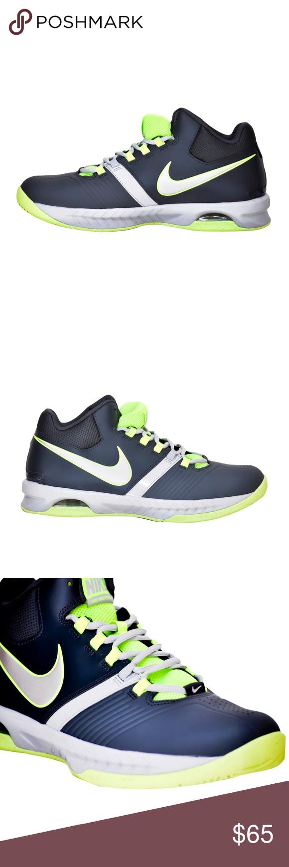 Nike Air Visi Pro V Basketball Shoes 10