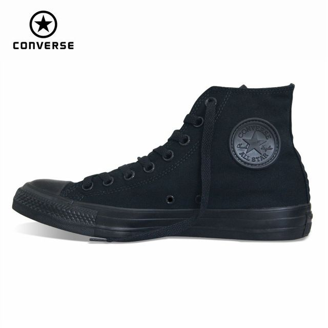 classic Original Converse all star canvas shoes 2 color high