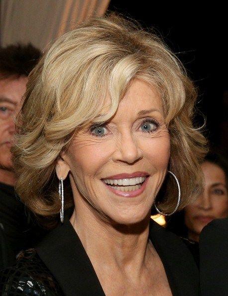 30 Best Jane Fonda Hairstyles Hair & Beauty Pinterest 30er Und