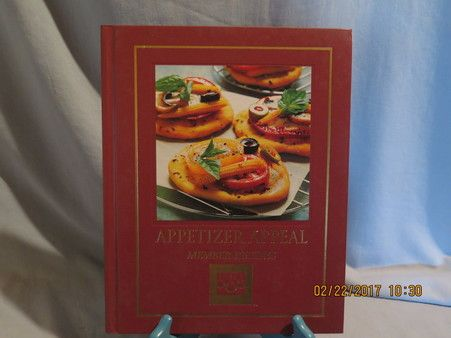 Appetizer Appeal Member Recipes Cooking Club of America