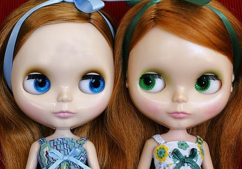 Ginger BFF's