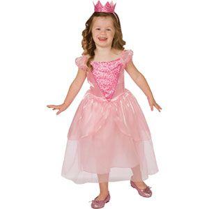 Fairytale Princess Costume Toddler 2-4