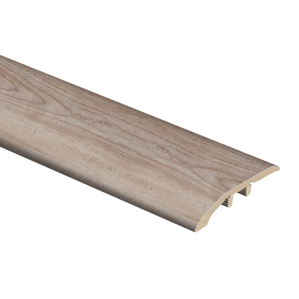 Zamma Corporation Crystal Oak 5 16 In Thick X 1 3 4 In Wide X 72 In Length Vinyl Multi Purpose Reducer Molding Vinyl Plank Flooring Plank Flooring Luxury Vinyl Plank