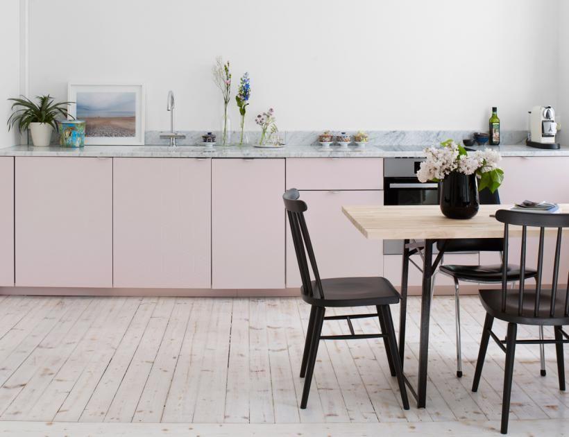 Die besten Wohntipps für die Küche Die Farbe der Küchenfronten - bild f r die k che