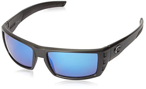 c3c2170002216 Costa Del Mar Rafael Sunglasses Blackout Blue Mirror 580 Gradient Lens    Read more at the image link.Note It is affiliate link to Amazon.