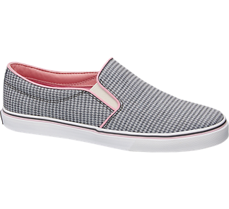5cbebb83bebb Fila Slip-on Ladies Canvas Shoes in Grey and Pink