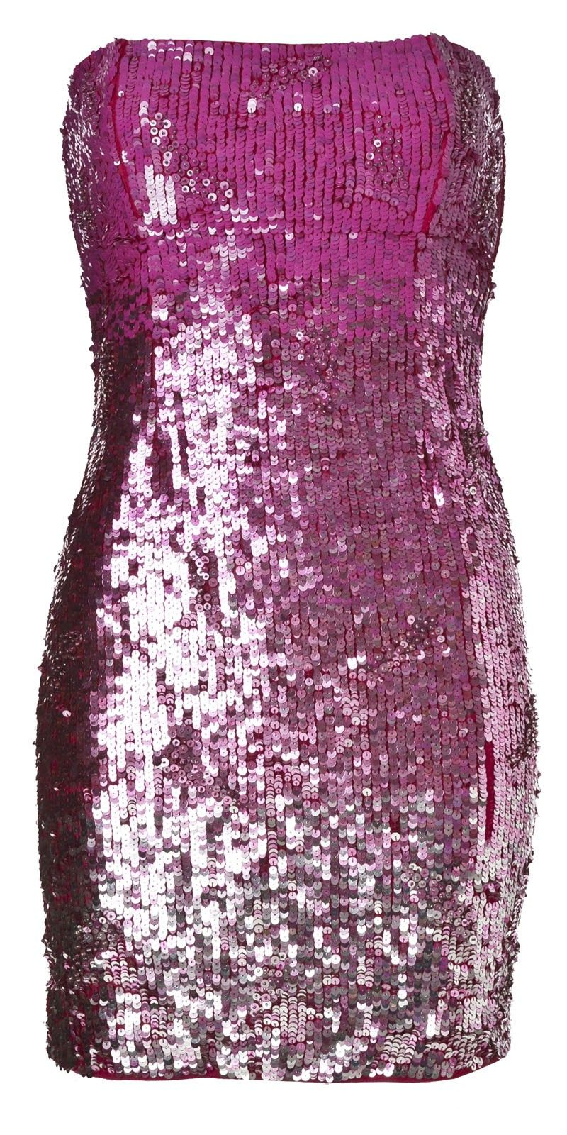 Rigby Sequin Tube Dress by Alice + Olivia | cute clothez | Pinterest