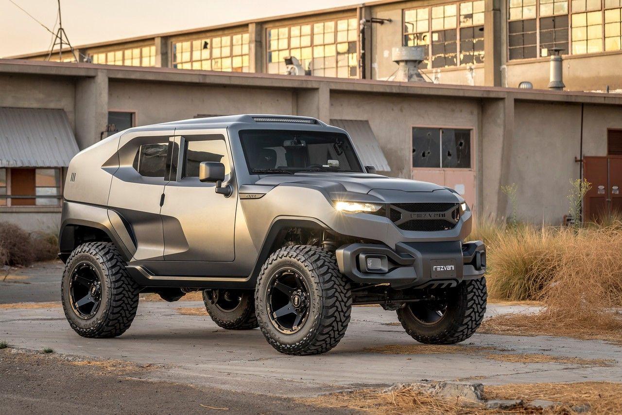 Rezvani Tank Is Your U S Made Alternative To The Dartz Armored Suv Vehicles Suv Shtf Vehicle