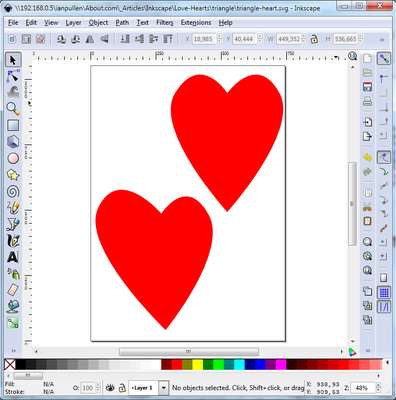 Exporting Graphics From Inkscape For Pixel Based Image Editors Graphic Image Editor Base Image