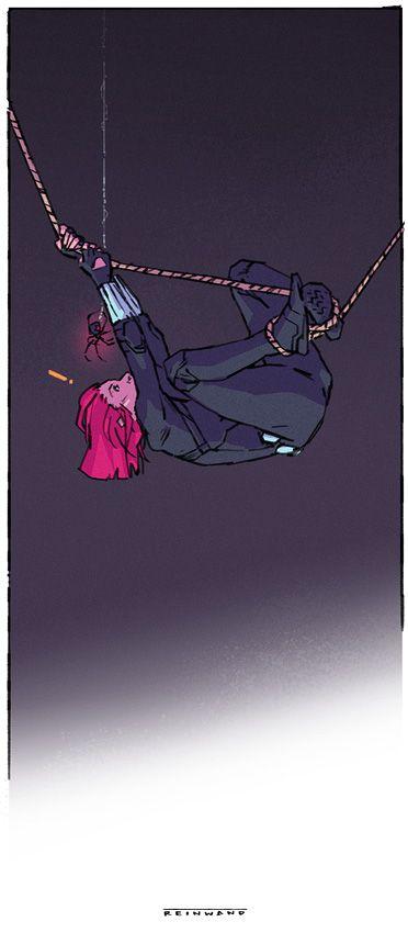 Black Widow by conradwerks