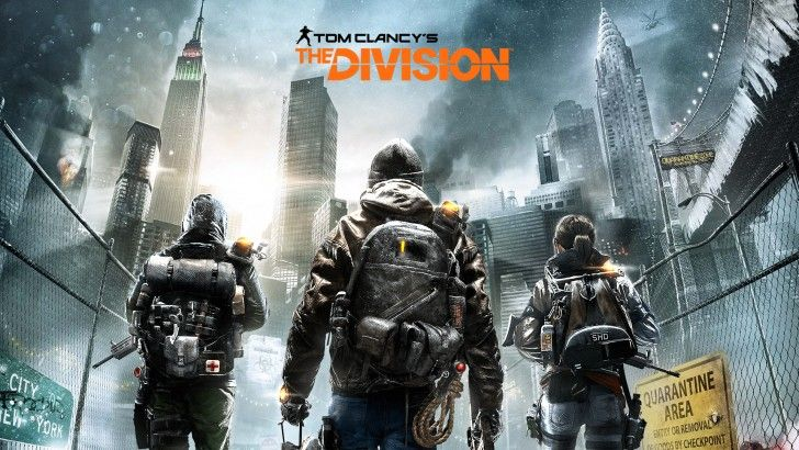 Tom Clancys The Division Wallpaper HD 1920x1080 Sachso74