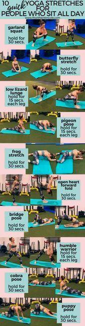 #Ball #Bauchball #Bauchballtraining #Fitness #Kern #Training #Yoga 10 schnelle Yoga-Routen für Fraue...
