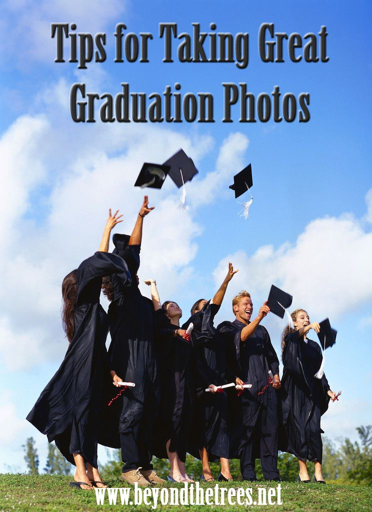 Free download tips for taking great graduation photos