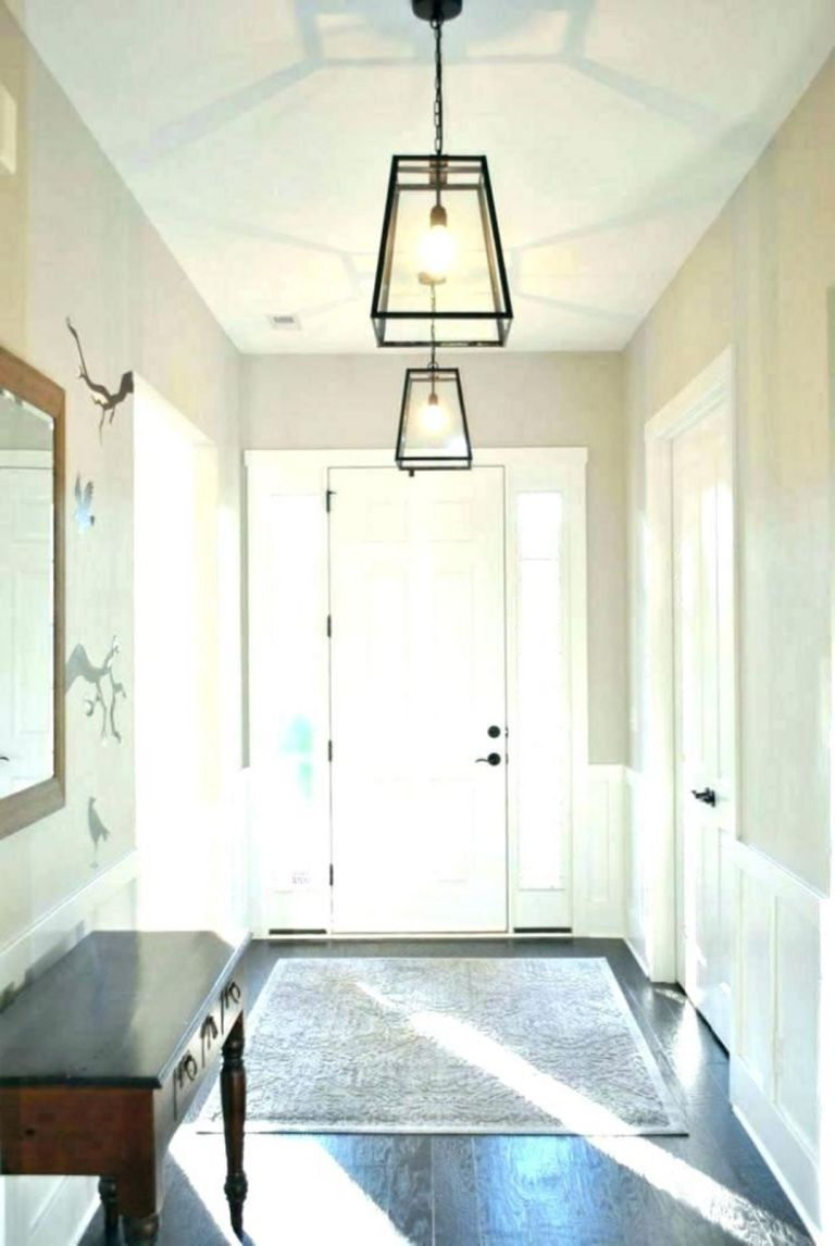Small Entryway Lighting Fixtures With