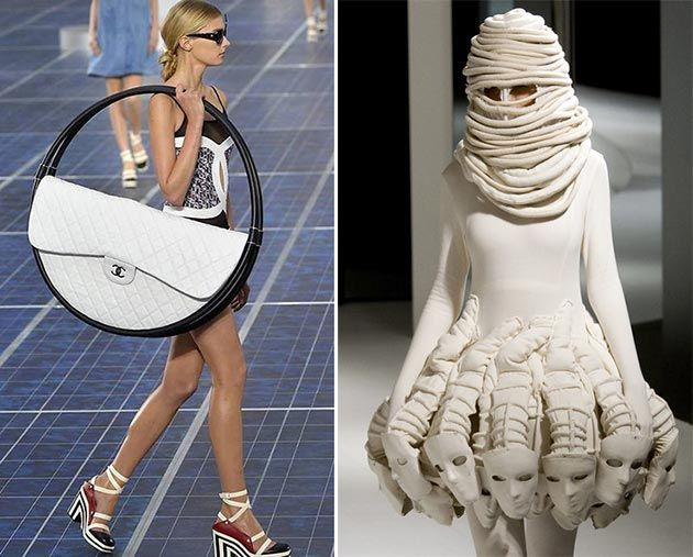 Avant Garde Style In Fashion How To Dress Avant Garde Avant Garde Fashion Fashion Weird Fashion