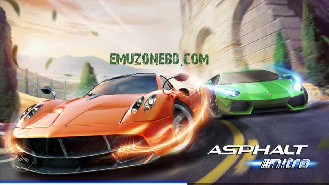 Asphalt Nitro Nitro, Amazing race games, Racing games