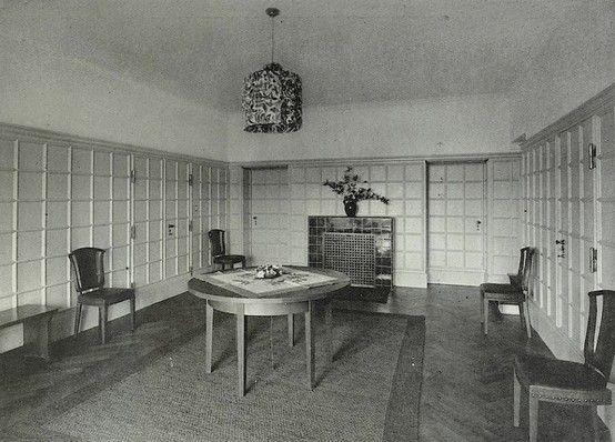 mies van der rohe haus riehl ludwig mies van der rohe. Black Bedroom Furniture Sets. Home Design Ideas