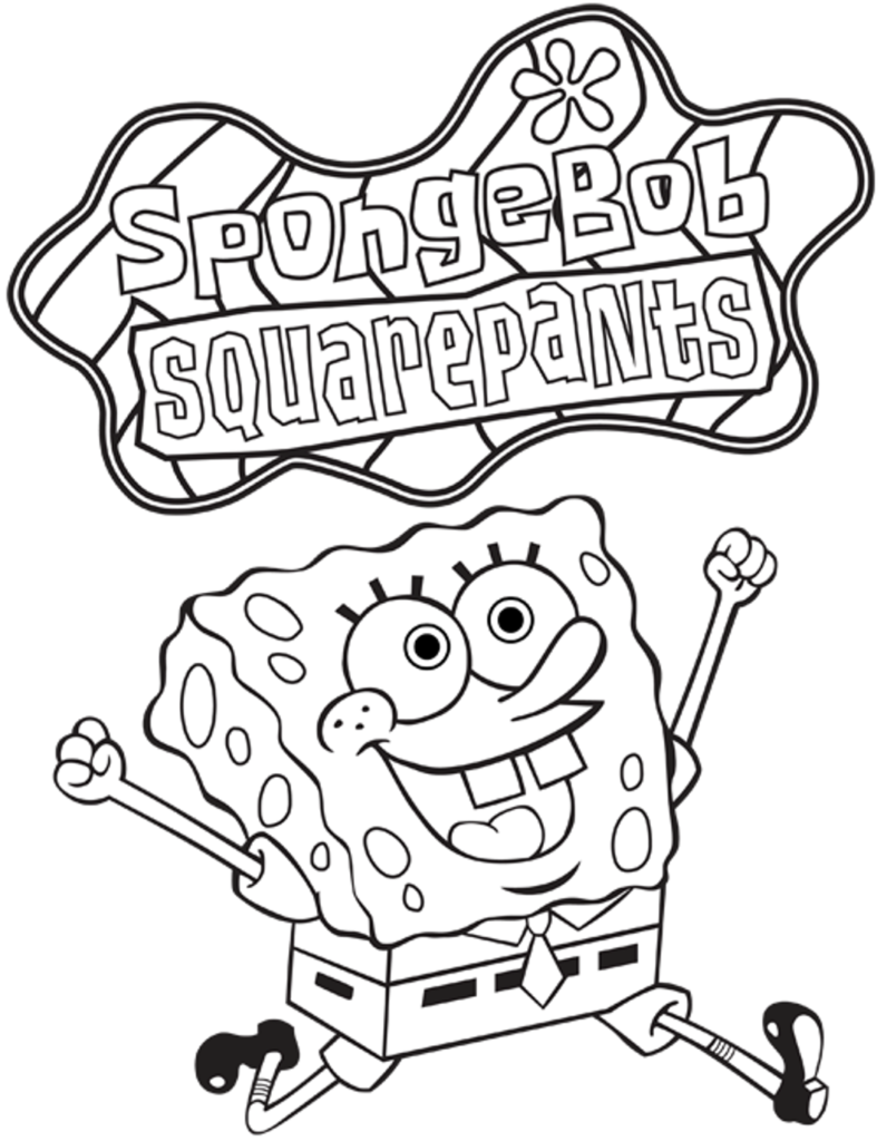 Coloring Rocks Spongebob Coloring Coloring Books Halloween Coloring Pages Printable