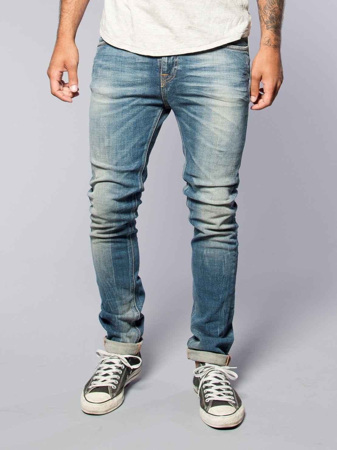 High Kai Organic Greystone - Nudie Jeans Co Online Shop