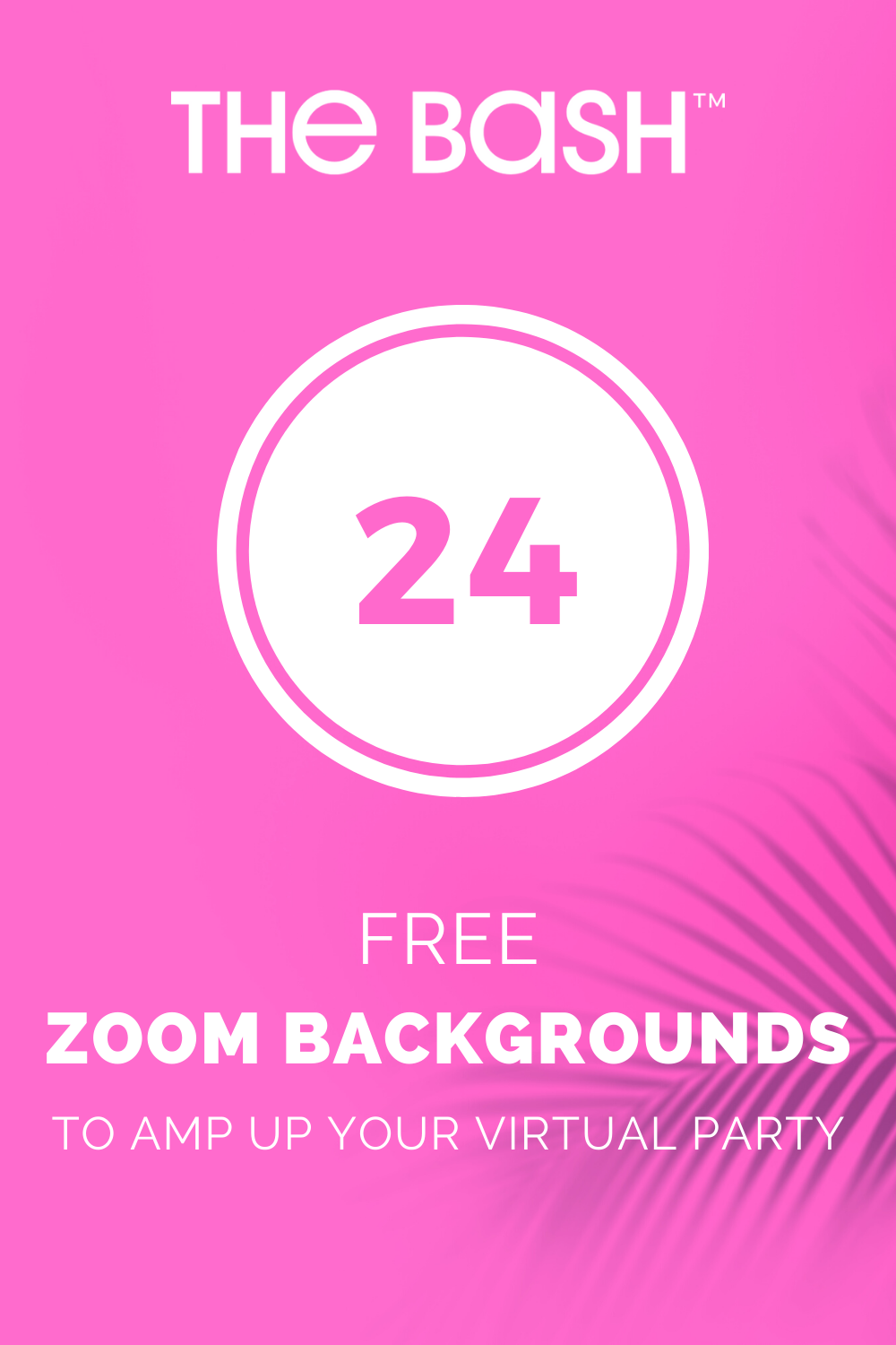 24 Free Zoom Backgrounds To Amp Up Your Virtual Party In 2020 Virtual Party Birthday Party Images Book Club Meeting
