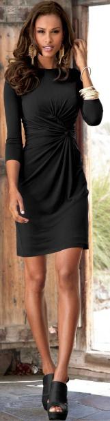 dress, dress image, fashion, image, moda, photo, picture, black dress, style , dress photo, dress picture (14) http://imgsnpics.com/beautiful-black-dress-img-35/
