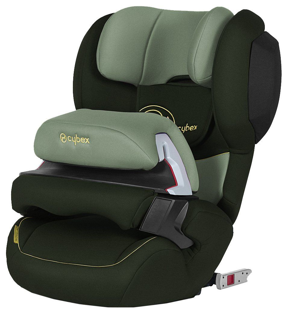 Cybex 512119005 Juno Fix Autositze Cross Country Olive Green In 2020 Car Seats Child Car Seat Baby Car Seats