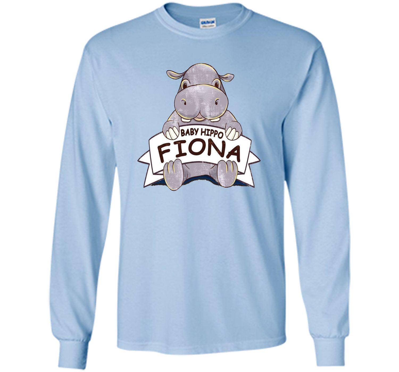 Fiona The Hippo Shirt Preemie Baby Hippo Fiona T Shirt | Products ...