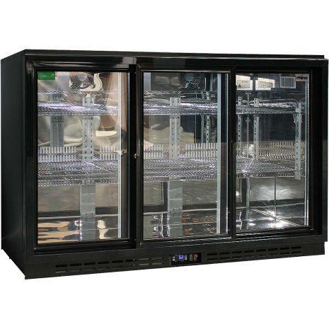 Commercial under bench 3 sliding doors alfresco glass door fridge energy saving sliding 3 glass door commercial bar fridge with lg compressor planetlyrics Image collections