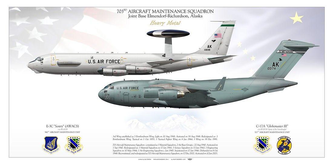 703RD AIRCRAFT MAINTENANCE SQUADRONJoint Base Elmendorf-Richardson, Alaska