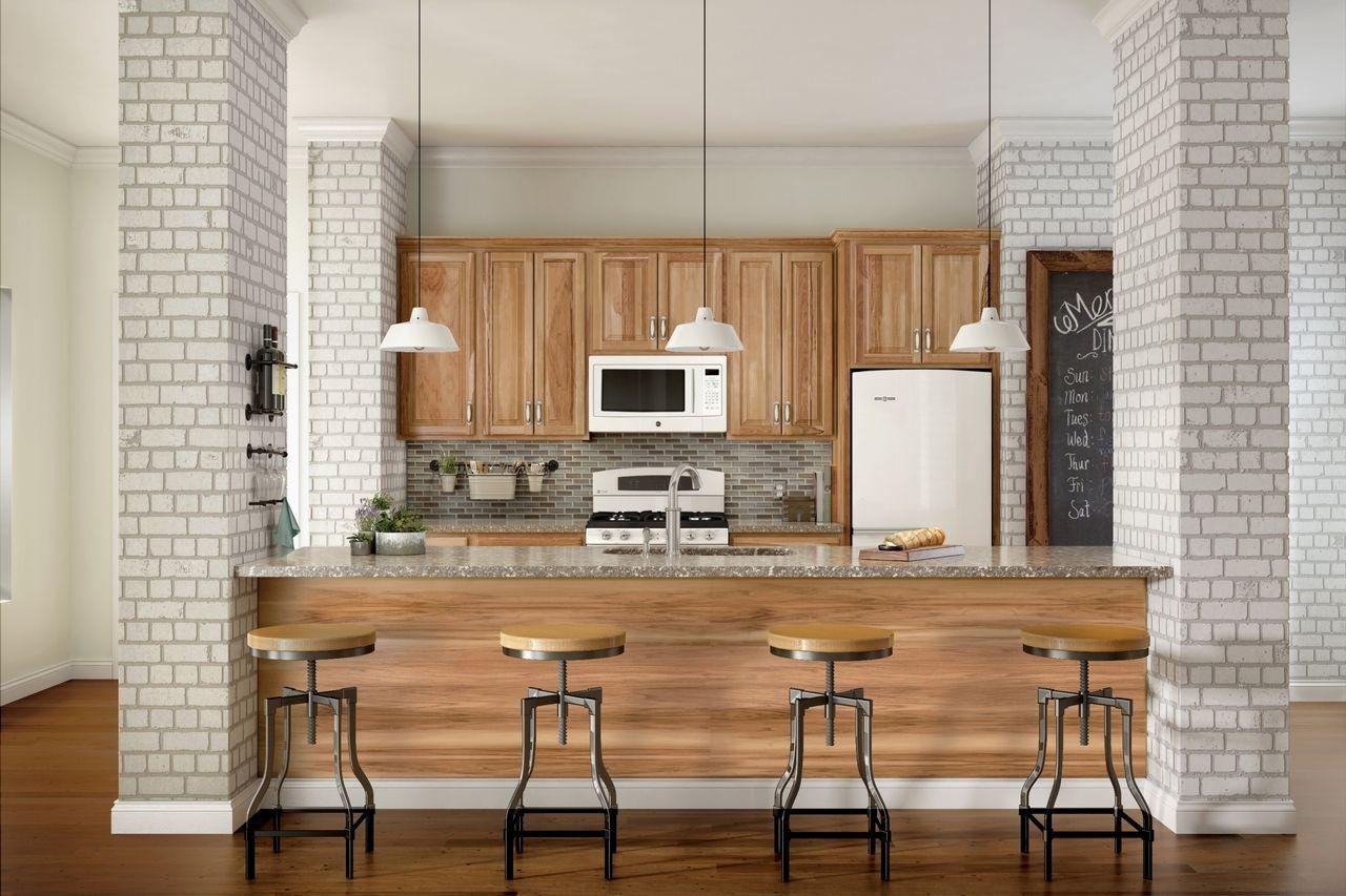 Dorable Pequeños Cambios De Imagen De La Cocina En Condominios Fotos ...