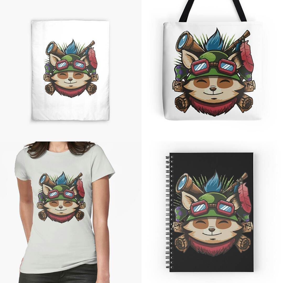 League of Legends Teemo You can buy it http//ift.tt