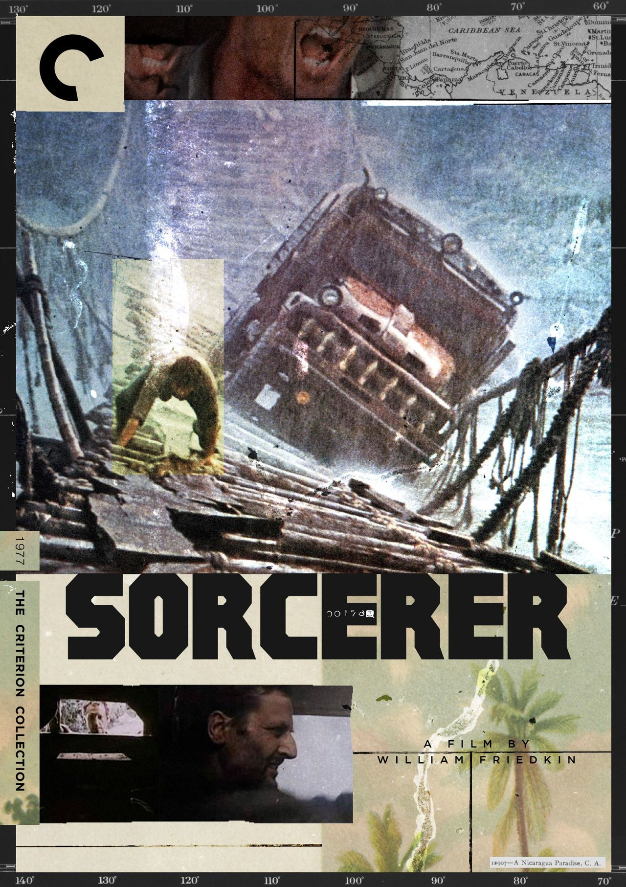Criterion Cover For William Friedkin S 1977 Sorcerer William
