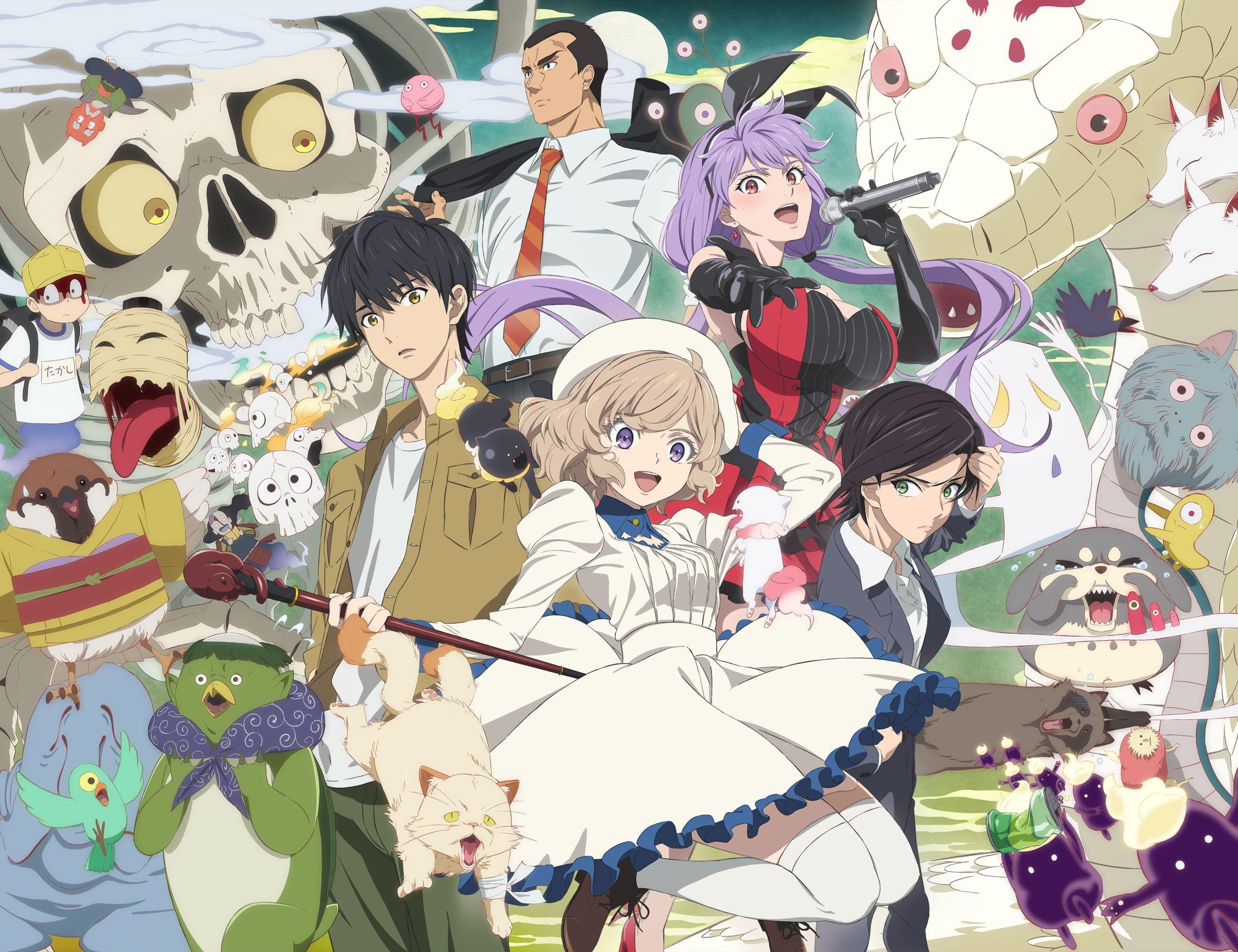 Anime Kyokou Suiri Kojin Nanase Kotoko Iwanaga Kurou