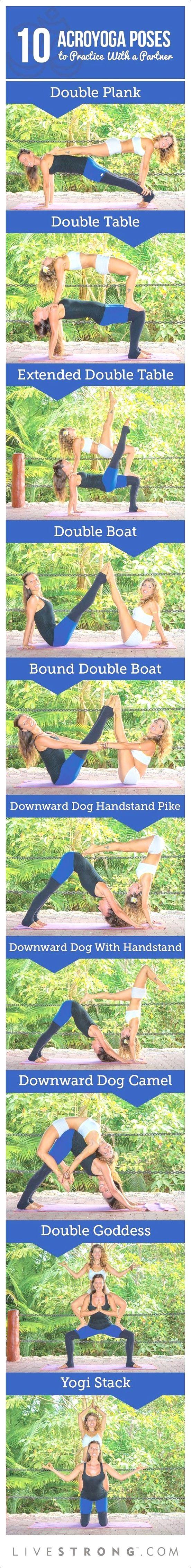 Free Yoga Pics Partner Yoga Poses Couples Yoga Yoga Challenge