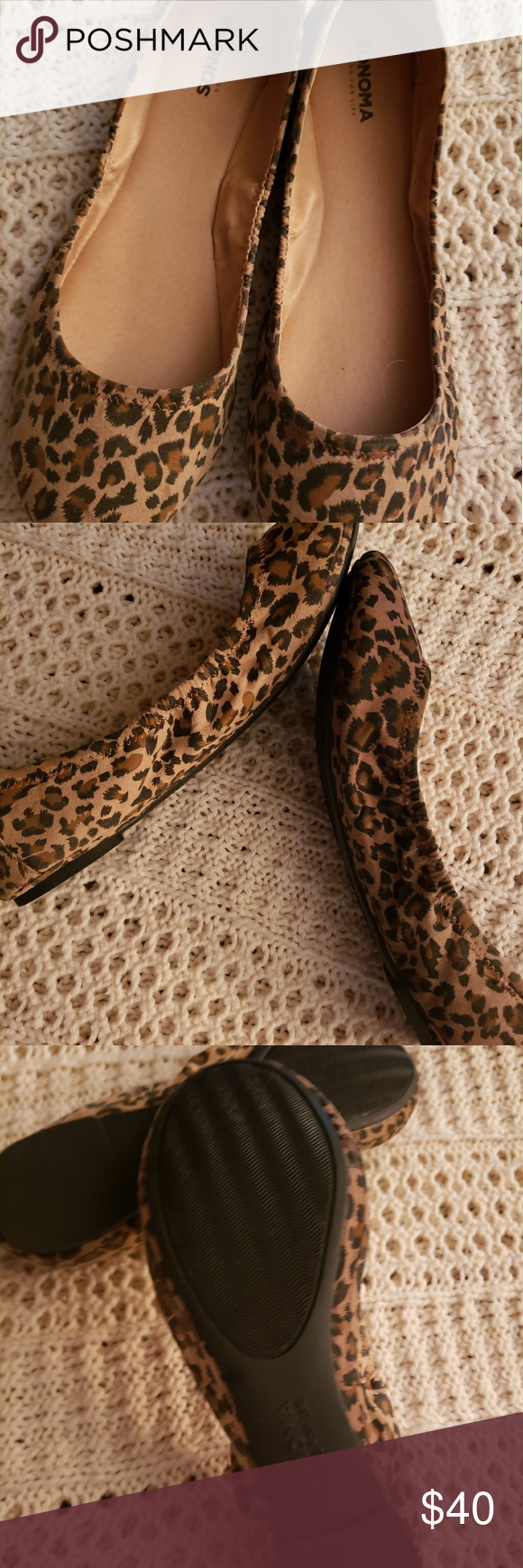Leopard Loafer Fashion