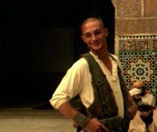 Tom Hardy As Pascal Dupont Deserter 2002 Th0034 Deserter