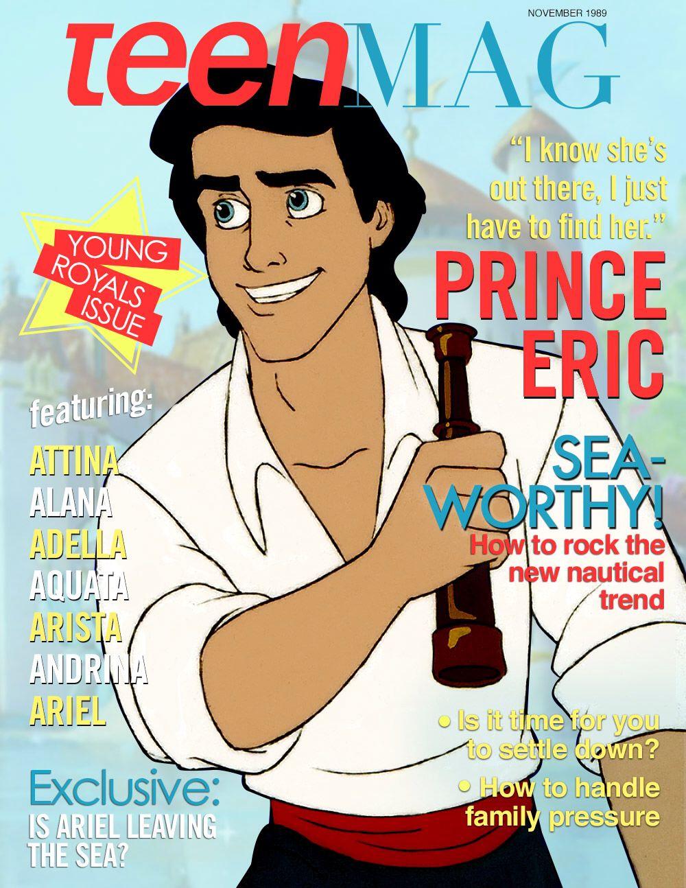 Marry me !  #princeeric #Disney #LittleMermaid