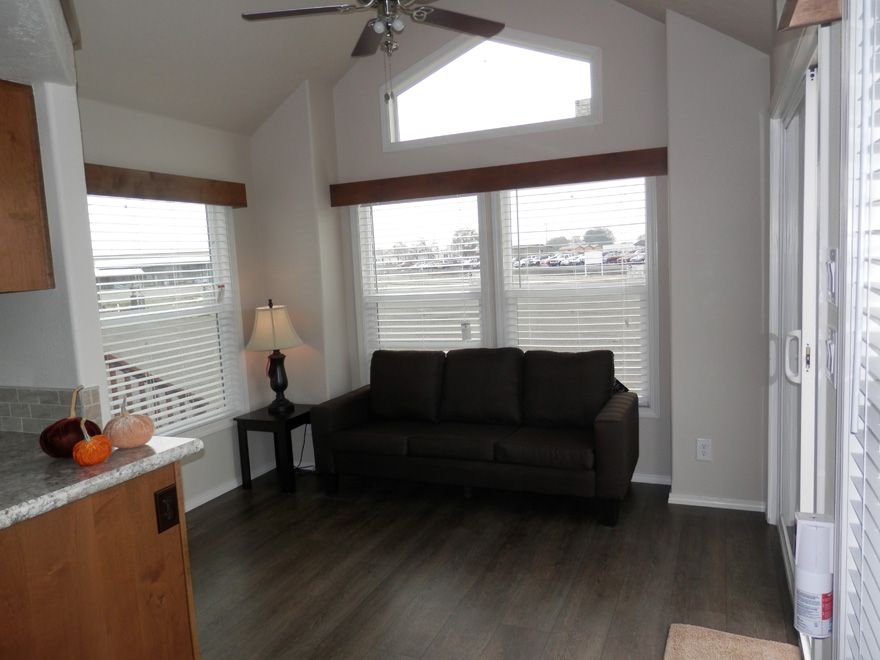 Features include Open Kitchen, Single Loft, Stairwell