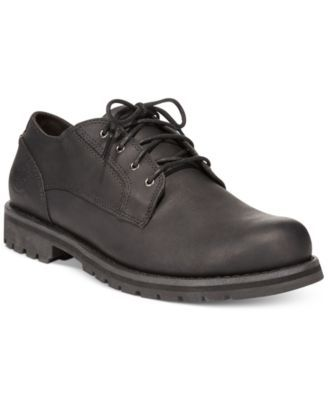 Timberland Men's Earthkeepers Hartwick Plain Toe Waterproof Oxfords - All Men's  Shoes - Men - Macy's