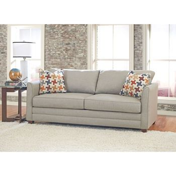 beach print sleeper sofas levon charcoal sofa tilden fabric queen costco 800 77 w x 37 d 34 h