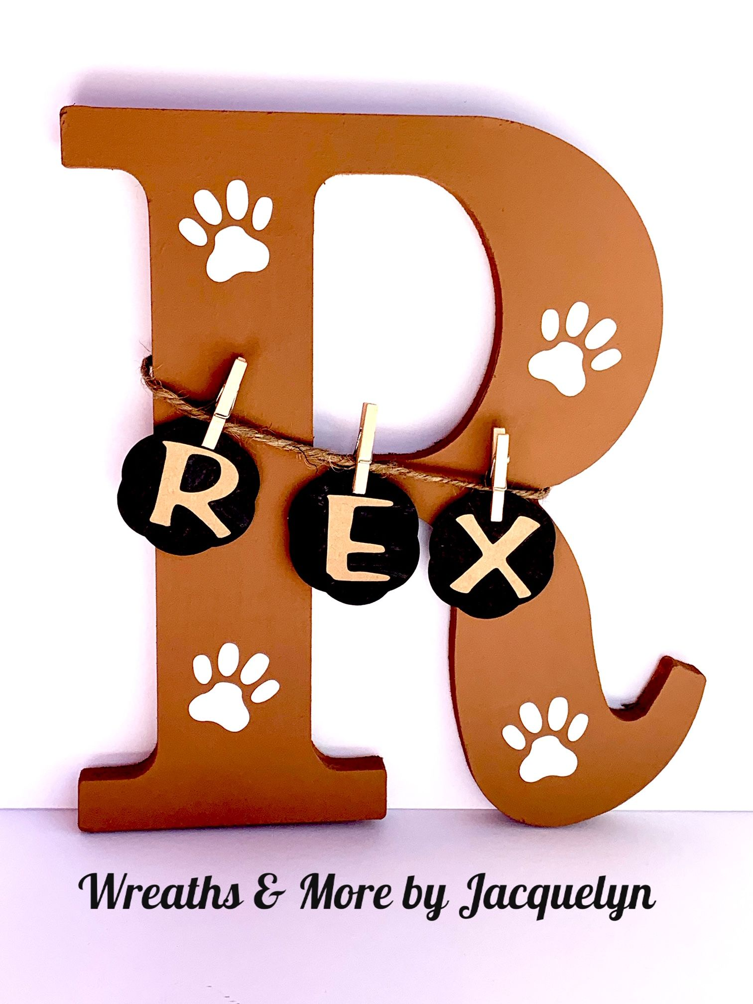 Animal /& Pet Lovers Home Decor Personalised Cat Or Dog Name Wall Sticker