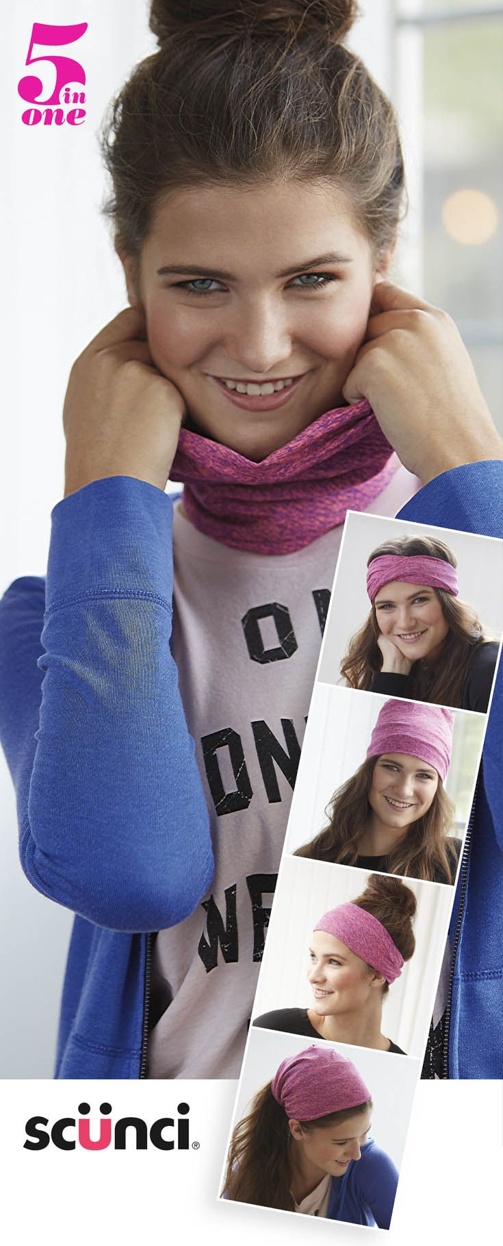 2b3a90d33e9 Cozy up to the softest fabrics that can be worn multiple ways! ü can shop  the 5 in 1 Headwrap at Target   Ulta Beauty.