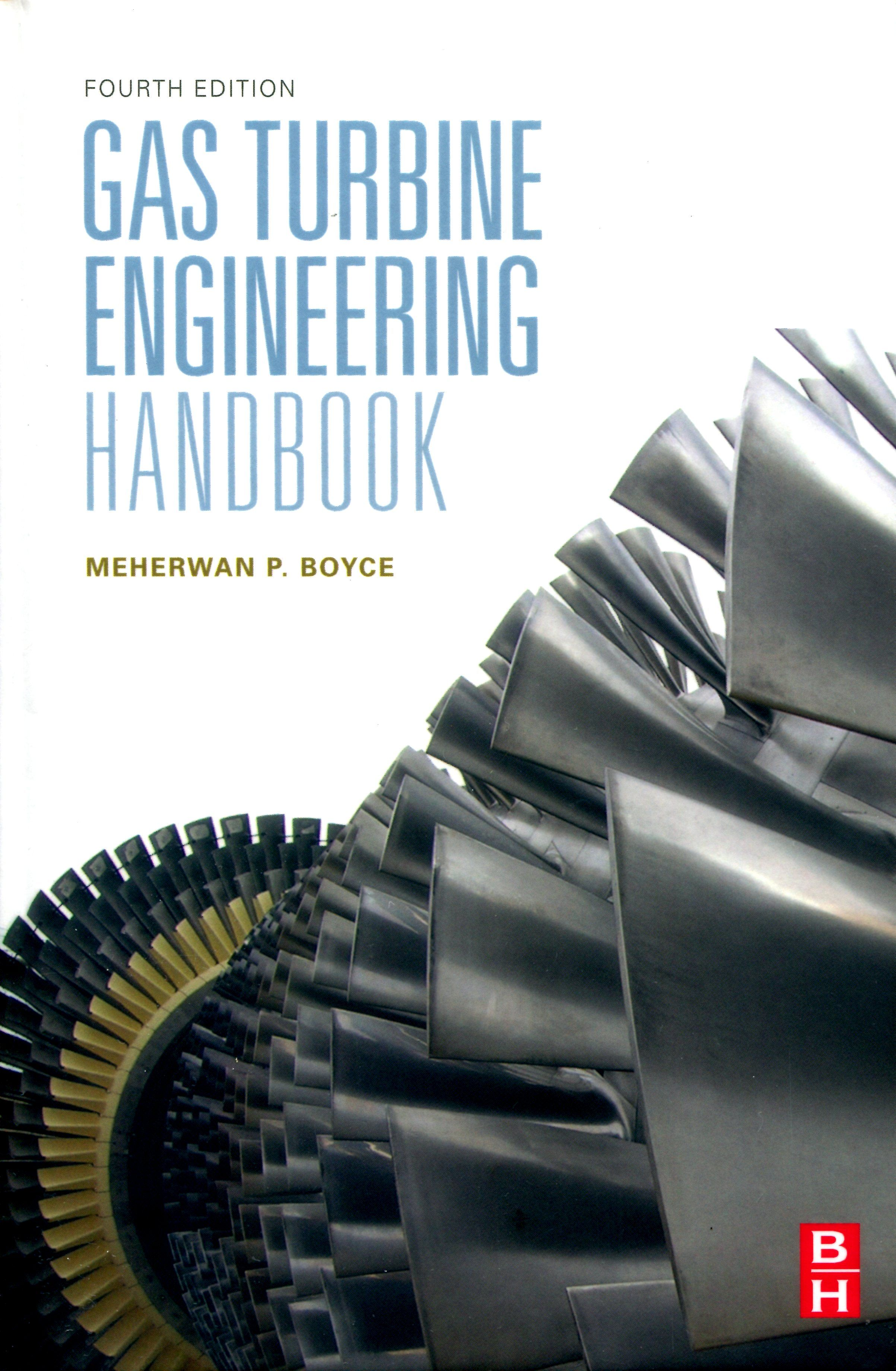 Gas turbine engineering handbook [Libro] Meherwan P Boyce