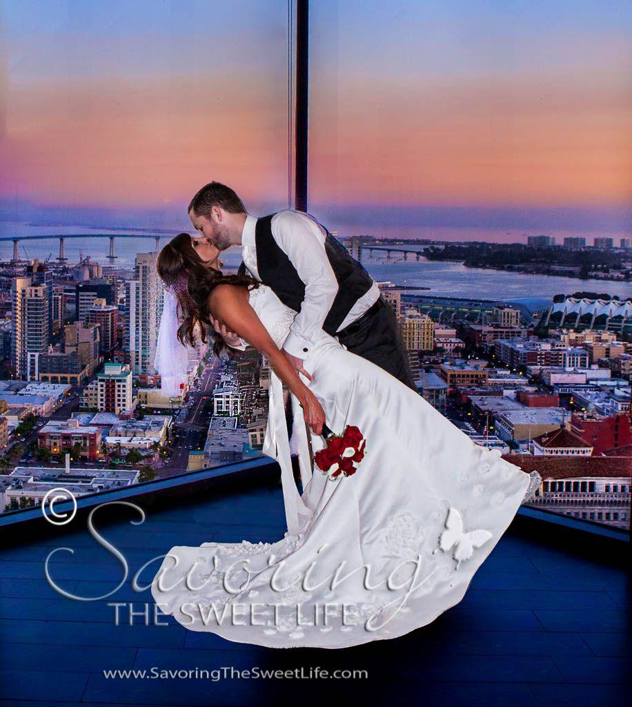 Savoring The Sweet Life: Saying I Do! The Wedding of Brandi & Tom San Diego Wedding Photographer at University Club and Balboa Park