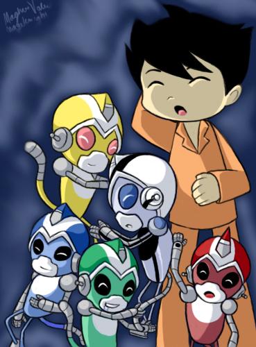 super robot monkey team hyperforce go meet chiropractic school